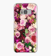 Designer Floral Samsung Galaxy Case/Skin