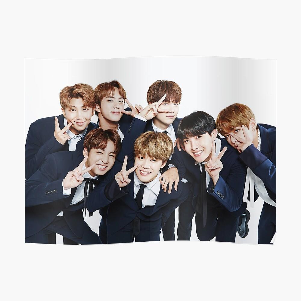 """""""BTS"""" Poster By MaviJane"""