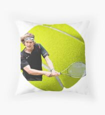 Alexander Zverev Jr Throw Pillow
