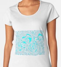 Coastal Breeze Women's Premium T-Shirt