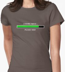 Loading Image Women's Fitted T-Shirt