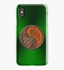 Taurus & Tiger Yang Wood iPhone Case/Skin