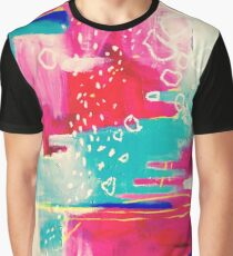 Misty Pink Graphic T-Shirt