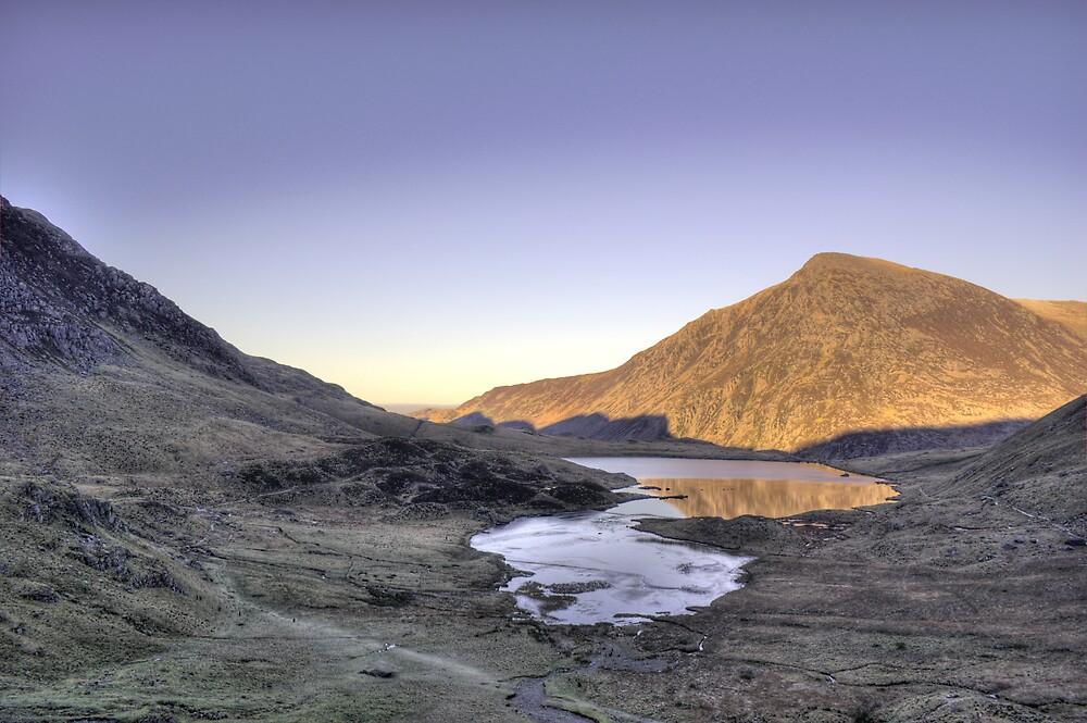 Cwm Idwal - Snowdon by Craig Beal