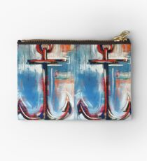 Anchors Away Studio Pouch