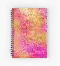 Hello Holo III [iPad / Phone cases / Prints / Clothing / Decor] Spiral Notebook