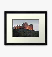 Rock of Cashel Framed Print