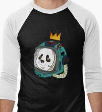 Space King Men's Baseball ¾ T-Shirt