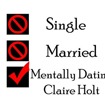 Mentally Dating Claire Holt by wasabi67