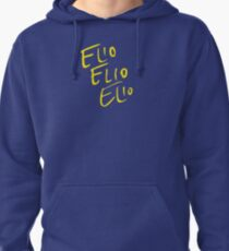 Elio Call Me By Your Name Pullover Hoodie