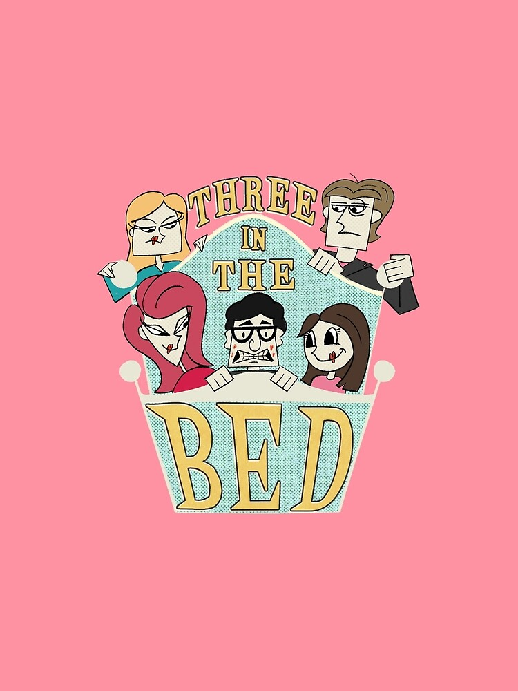 Three in the Bed by jonathonholmes