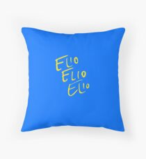 Elio Call Me By Your Name Throw Pillow