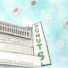 Donut Shop  by Robin Galante