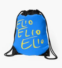 Elio Call Me By Your Name Drawstring Bag