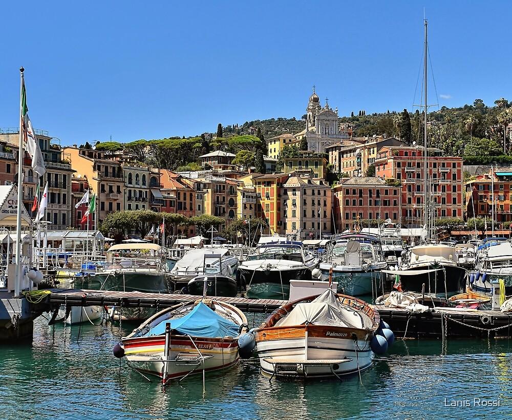 Italian Riviera  by Lanis Rossi
