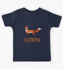 Catrina Fox Kids Tee
