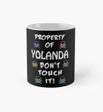 Property of Yolanda Mug