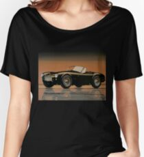 Shelby Cobra 1962 Painting Women's Relaxed Fit T-Shirt