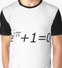 Euler's Identity, Math, Mathematics, Science, formula, equation, #Euler's #Identity, #Math, #Mathematics, #Science, #formula, #equation, #EulersIdentity   Graphic T-Shirt