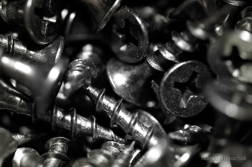 Screw by Norman Repacholi