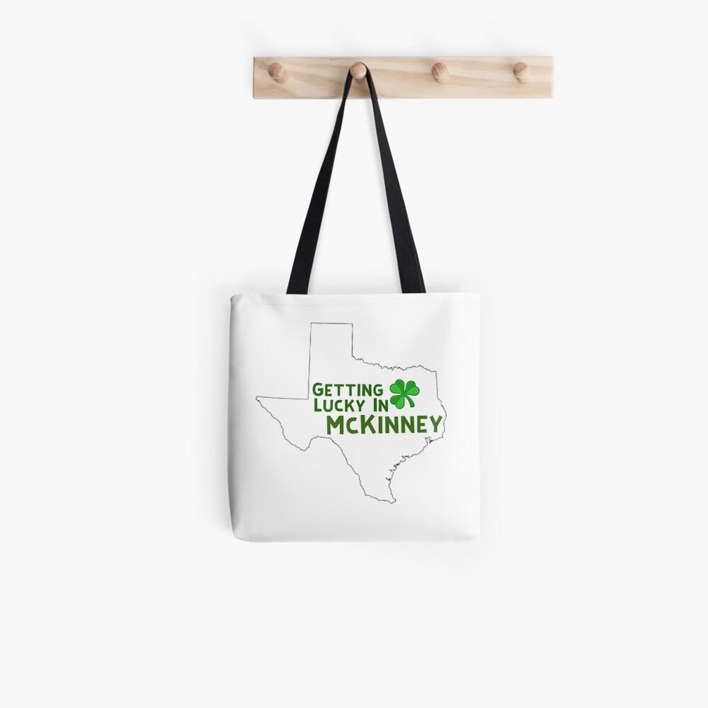 St Patricks Day Texas  Tote Bag