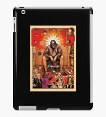 The Abides Lebowski iPad Case/Skin