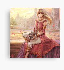Final Fantasy XIV - Lyse Canvas Print