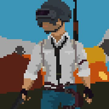 Playerunknowns Battlegrounds by RoDesignsShirts