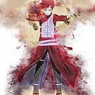 Gaara of the sand by puck4001