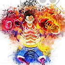 Luffy by puck4001