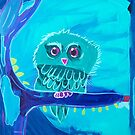 'Owl' by Olivia Cooper (2018) by Peter Evans Art