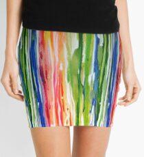 Rainbow Mini Skirt