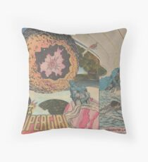 Orfro (penny planet) Throw Pillow
