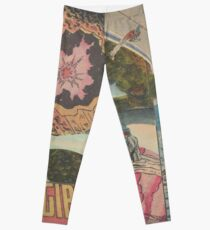 Orfro (penny planet) Leggings