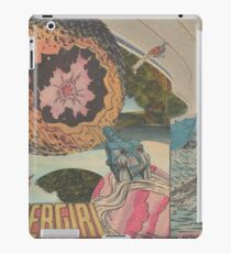 Orfro (penny planet) iPad Case/Skin