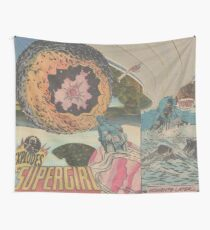 Orfro (penny planet) Wall Tapestry