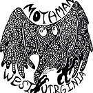 Mothman by nocturnalsea