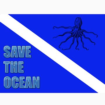 Save the Ocean by lilithlita