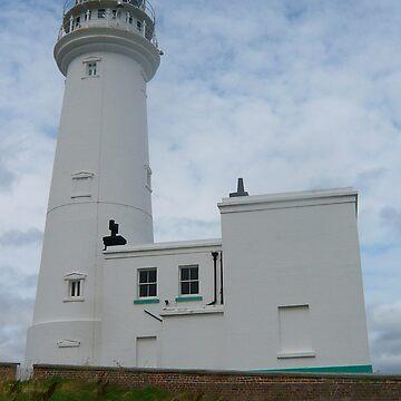 Flamborough Lighthouse, East Yorkshire, England by JevoUK