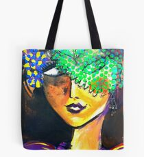 Confident Lady Tote Bag