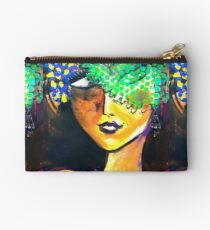 Confident Lady Studio Pouch