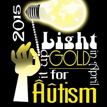 Light it up Gold 2015 by -Au-