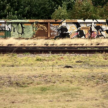 such a transient trainyard smattering by KreddibleTrout