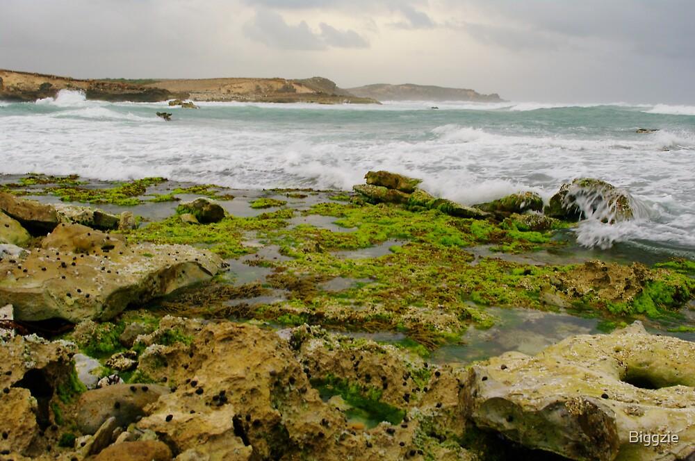 Cape Douglas by Biggzie