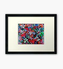 Floral Spring Framed Print