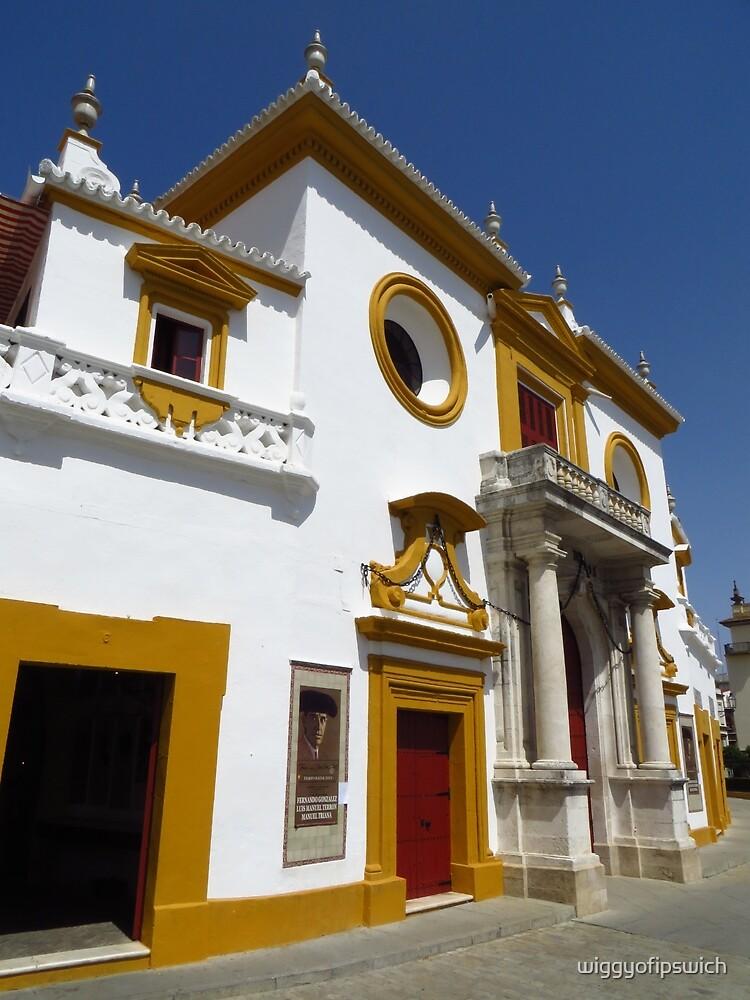 Plaza de Toros de la Real Maestranza by wiggyofipswich