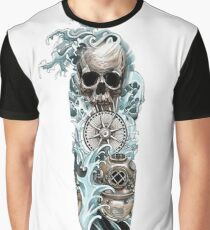 Ocean of Death Graphic T-Shirt