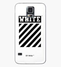 Off-white Case/Skin for Samsung Galaxy