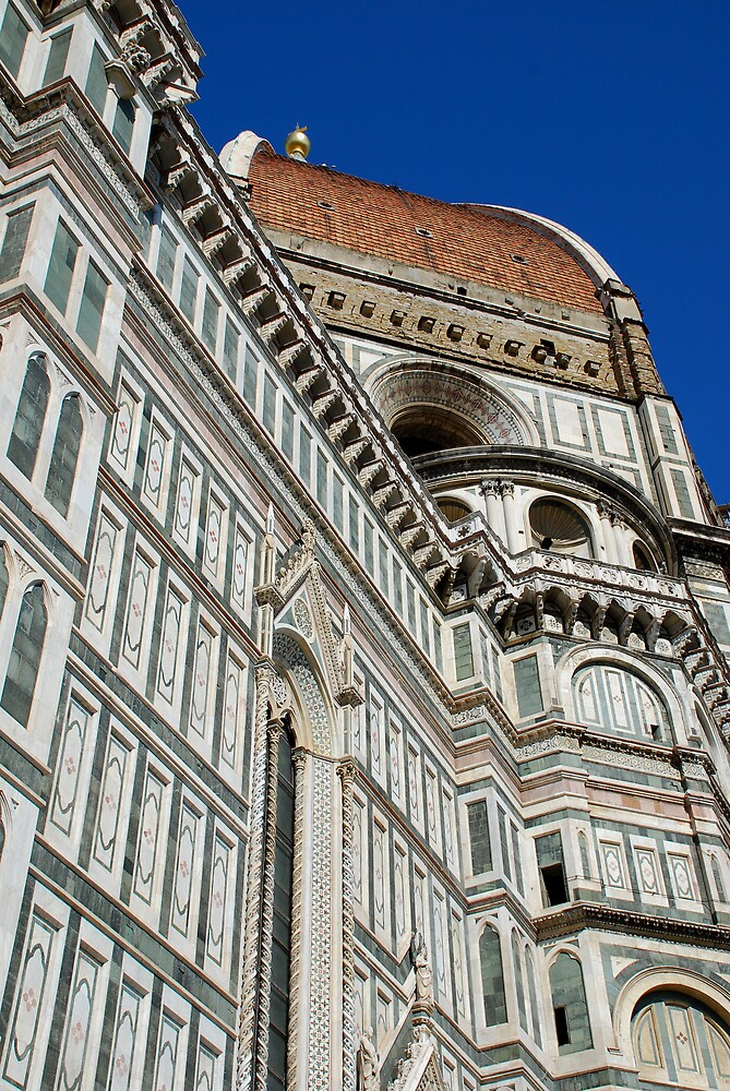 Duomo in Florence, Tuscany by jojobob