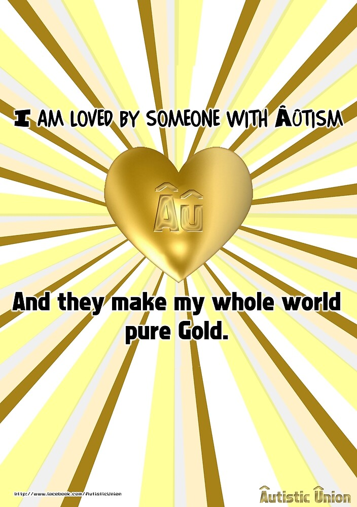 Our Love is Pure Gold by -Au-